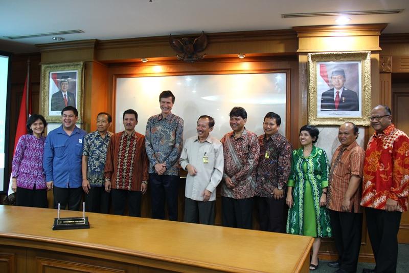 Peluncuran dan Penandatanganan Perjanjian Hibah TFCA Kalimantan Siklus 1