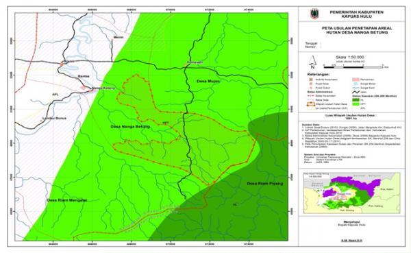 Lika-Liku Pengelolaan Hutan Desa