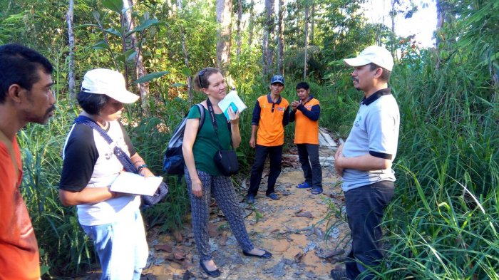 Pengelolaan Tengkawang Nanga Yen dan Konservasi Gambut Jambi