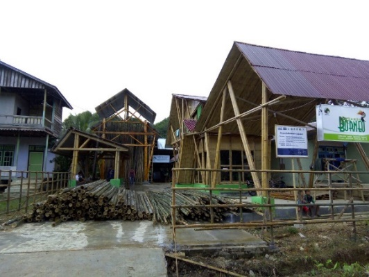 Kak Iput, dari pegiat PETI ke Manajer Bambu