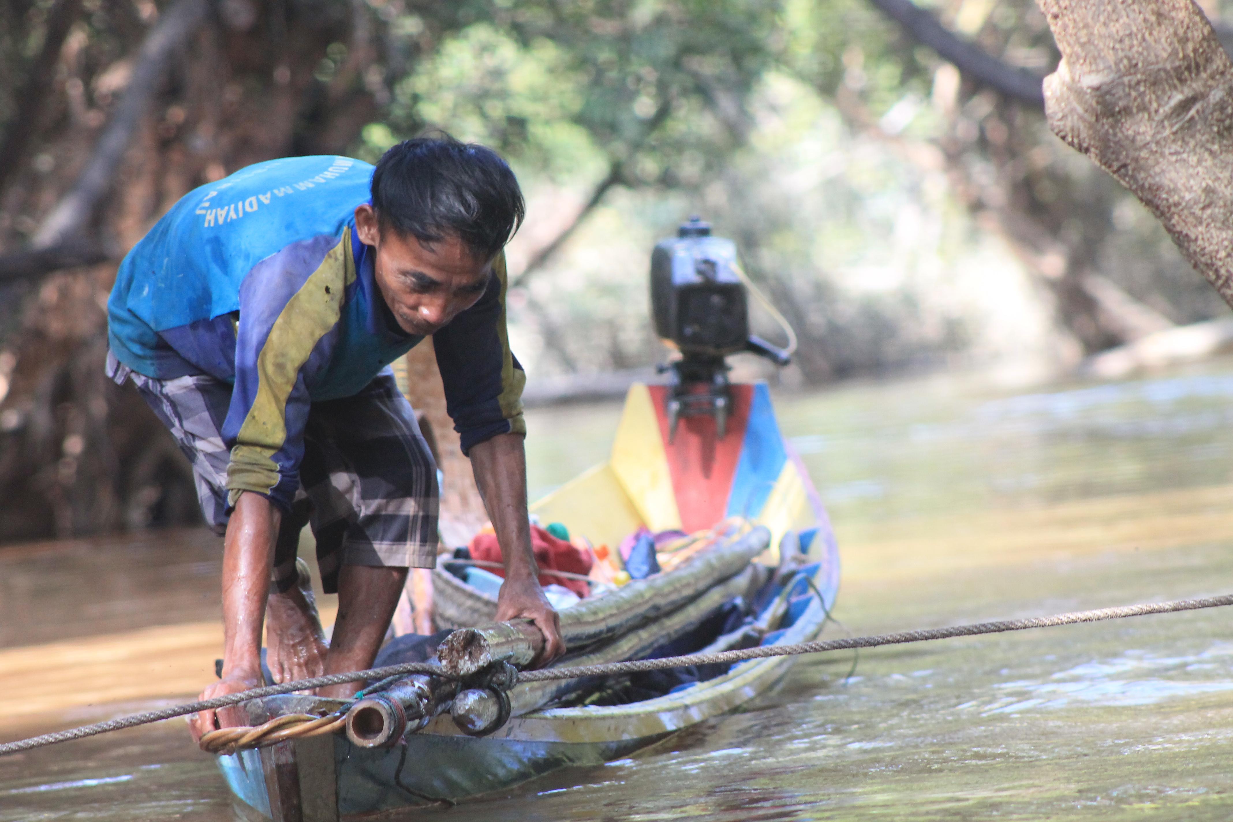 Mengapa PRCF Indonesia Memilih Nanga Lauk Kawasan Konservasi?