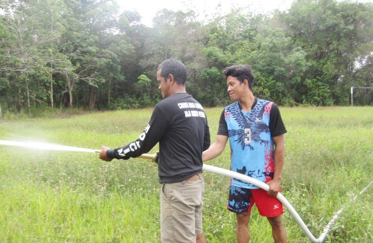 IDM Desa Nanga Lauk Meningkat Menjadi Berkembang