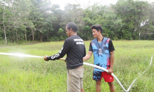 IDM Desa Nanga Lauk meningkat salah satu indikatornya tanggap darurat bencana