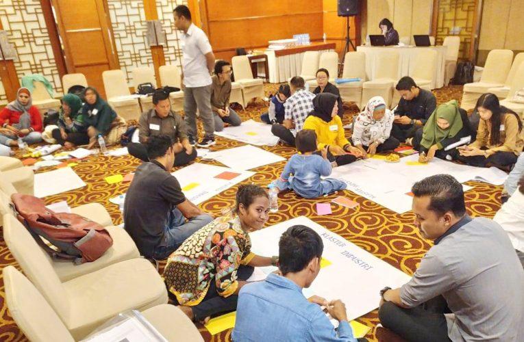 Binaan PRCF Ikuti Pelatihan Sekolah Ekonomi Desa Program Setapak