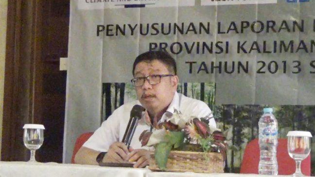 Prof Gusti Hardiansyah penyusun Rencana Aksi Daerah