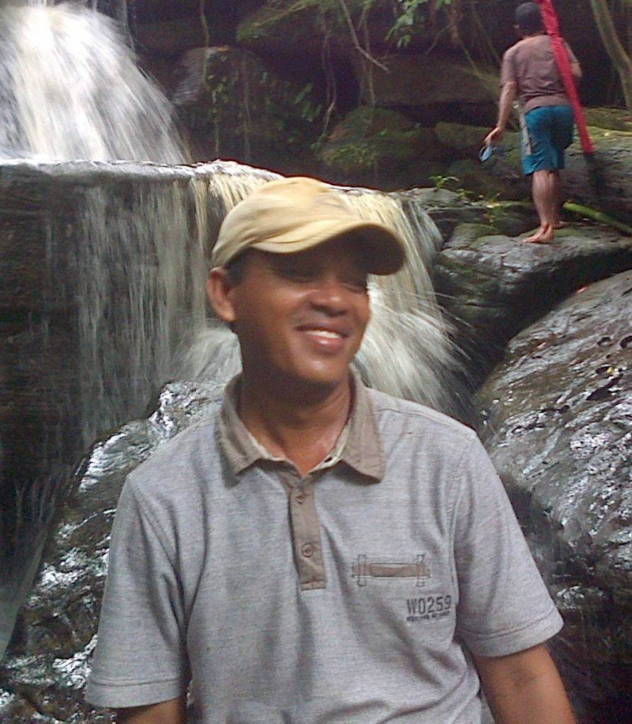 Suhartian Fajru PRCF Indonesia