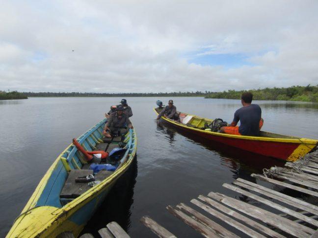 Tujuan utama PRCF Indonesia salah satunya melakukan patroli hutan secara rutin