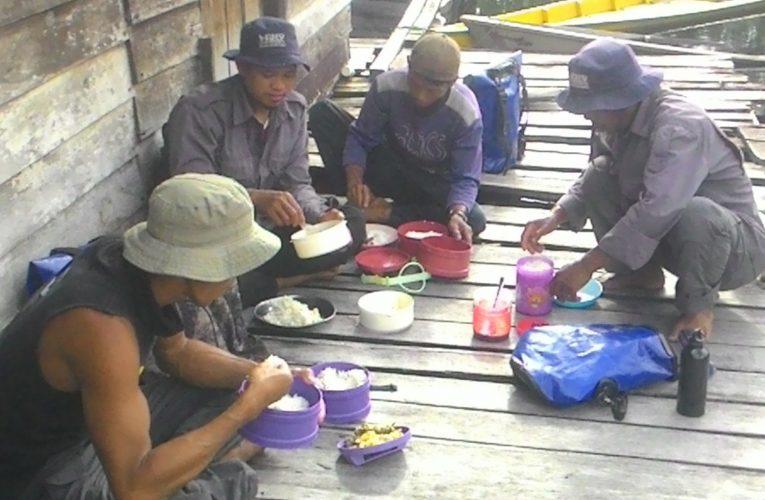 Patroli Hutan Tetap Berjalan di Tengah Pandemi Corona