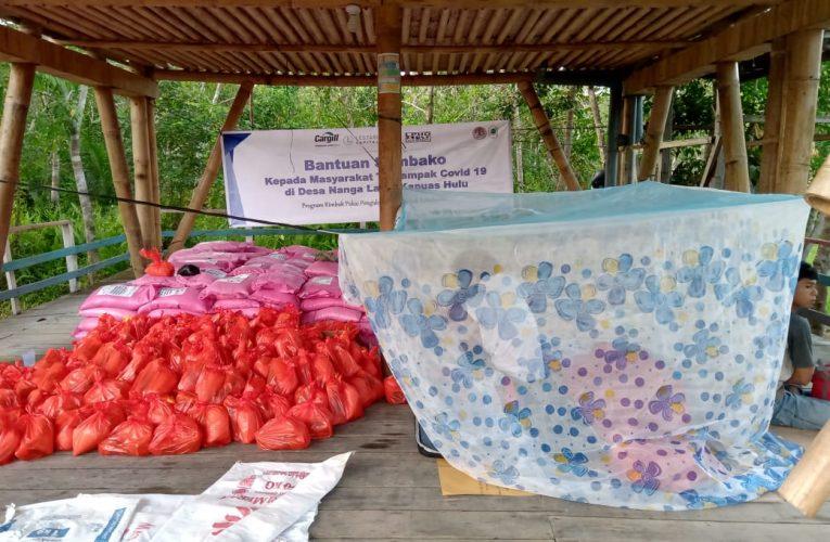 Dana Konservasi dan Kompensasi Karbon untuk Masyarakat Terdampak COVID-19 di Nanga Lauk