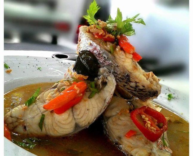 Festival Makanan Tradisional salah satunya akan menampilkan makanan berbahan ikan ini