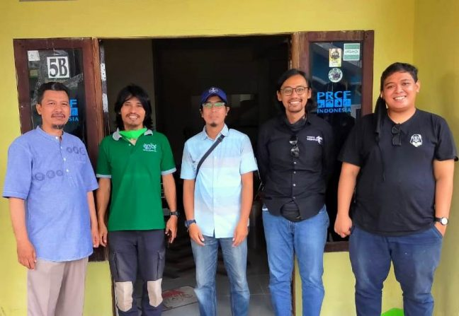 Pelatihan ekowisata di Nanga Lauk akan diisi oleh tiga narasumber dari EJEF ini
