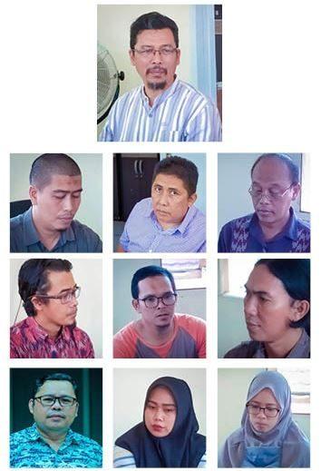Pengurus PRCF Indonesia yang mengikuti rapat bulanan