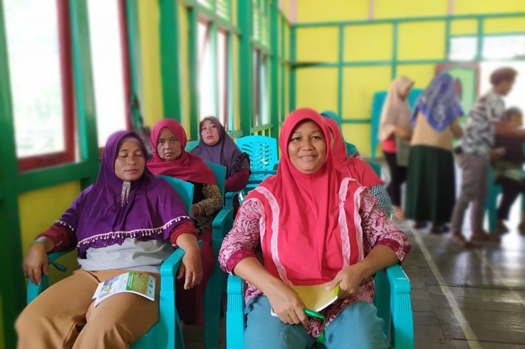 Peserta RAT KUPS difasilitasi PRCF Indonesia