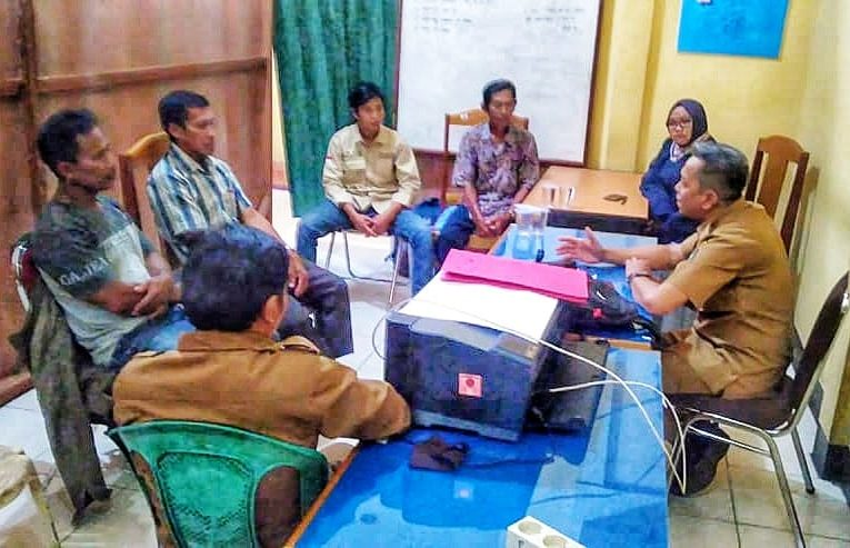 Silaturahmi LPHD Lauk Bersatu dengan KPH