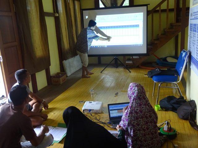 Kemandirian warga Nanga Lauk yang tergabung dalam LPHD Lauk Bersatu