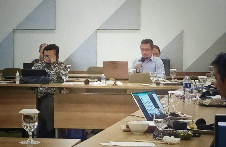 PRCF IndonesiaTerlibat Pembahasan Pelaporan GRK