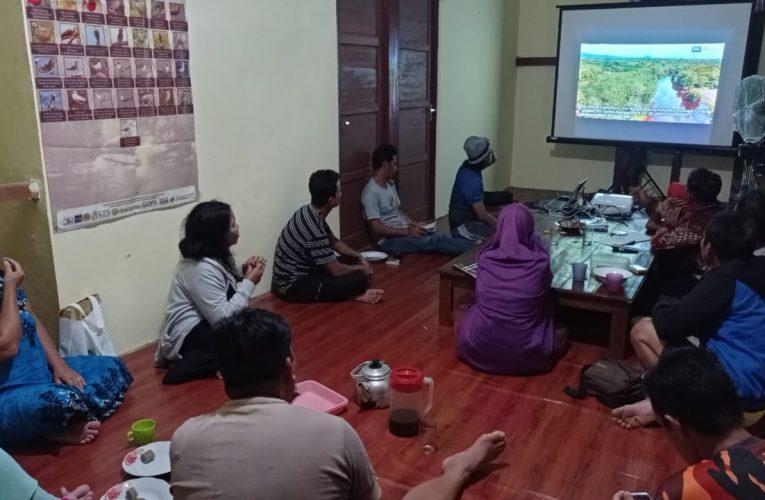 Edukasi Konservasi Lewat Pemutaran Film Dokumentasi