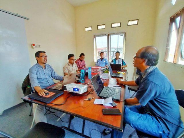 Proses penyadaran PRCF Indonesia