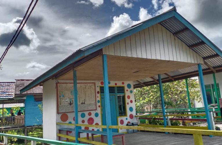 Perpustakaan Nanga Lauk Ikut Lomba Kabupaten