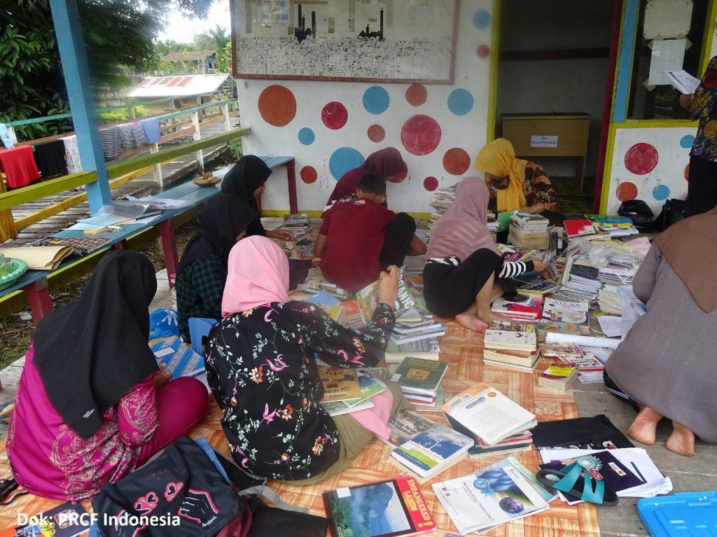 Perpustakaan Nanga Lauk