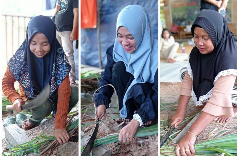 Belajar Agroferesty di Pondok Belajar Hutan Desa
