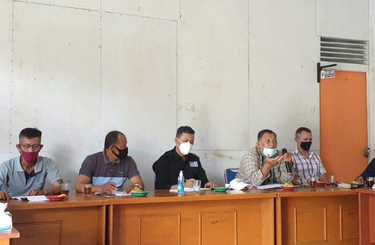 Sosialisasi Sistem Plan Vivo di Desa Nanga Betung