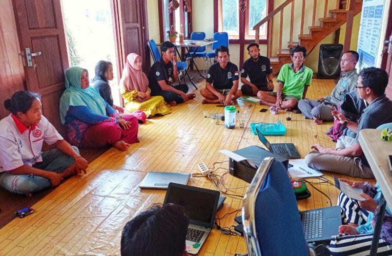 Fasilitasi Asistensi Bisnis KUPS Desa Nanga Lauk