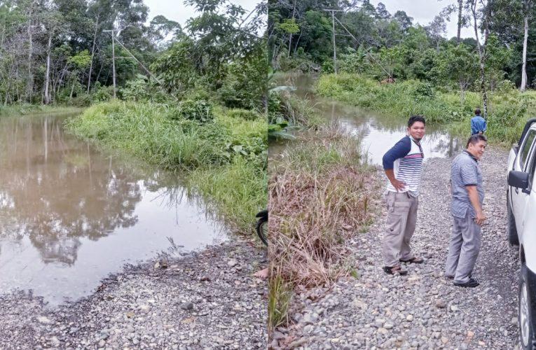 Kapuas Hulu Dilanda Banjir, RPHD Desa Tanjung Ditunda
