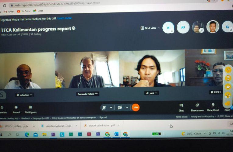 Progress Report Program TFCA Kalimantan Siklus5