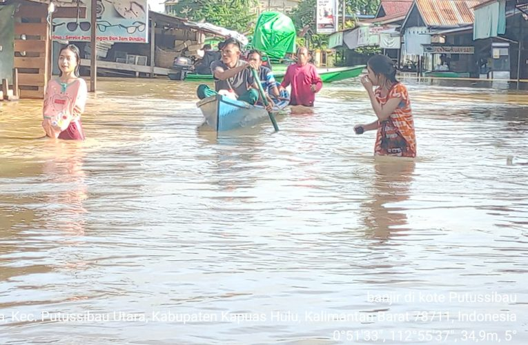 Penyebab Banjir di Kabupaten Kapuas Hulu