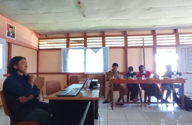 PRCF Melakukan Training dan Penyegaran Hutan Desa di Batu Ampar
