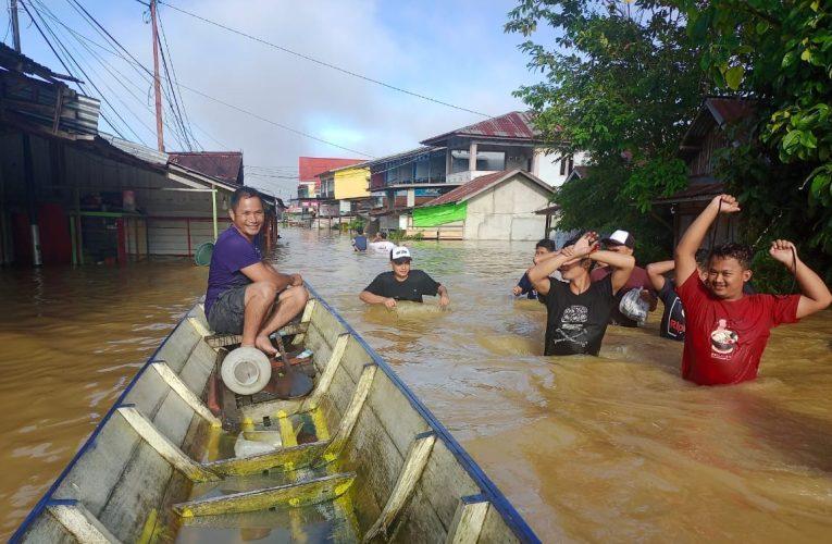 Cara Mencegah Banjir di Perhuluan Kalimantan Barat