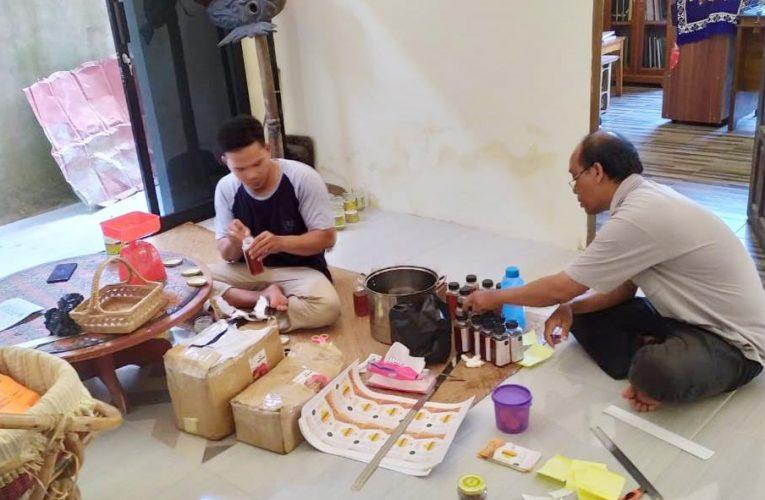 Pameran Dharma Pertiwi, PRCF Indonesia Promosikan Madu Asli Nanga Lauk