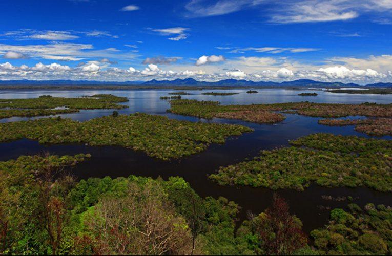 Cagar Biosfer  Betung Kerihun Danau Sentarum
