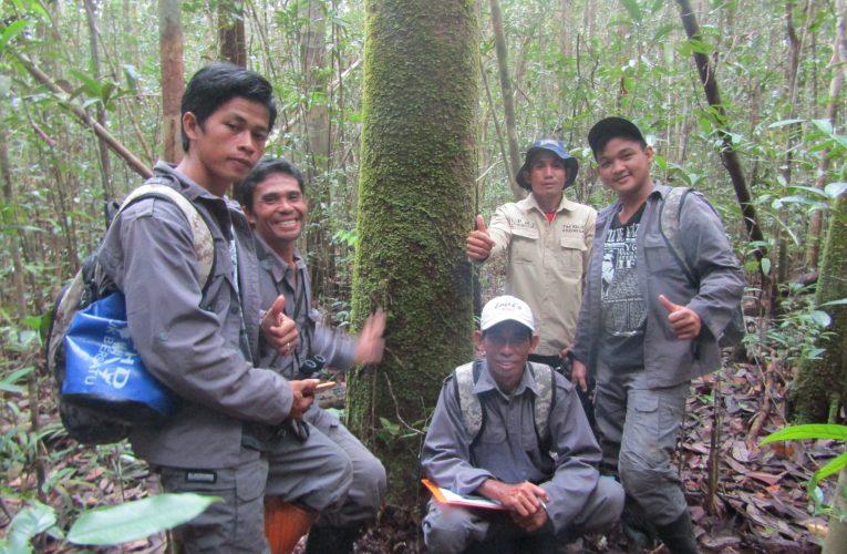 Patroli Hutan Desa sudah Mencapai 381,89 Kilometer