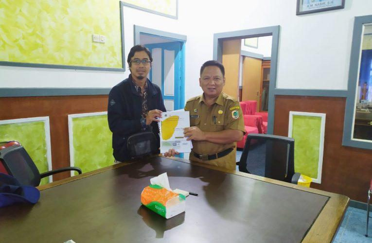 Bappeda Kapuas Hulu Apresiasi Program SCCM