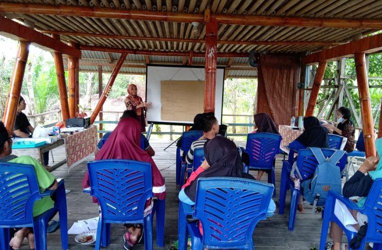 Belajar Literasi untuk Mendukung Konservasi Hutan