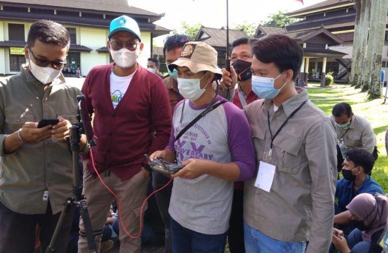 PRCF Indonesia Ikuti Trainning Mapping Using Drone