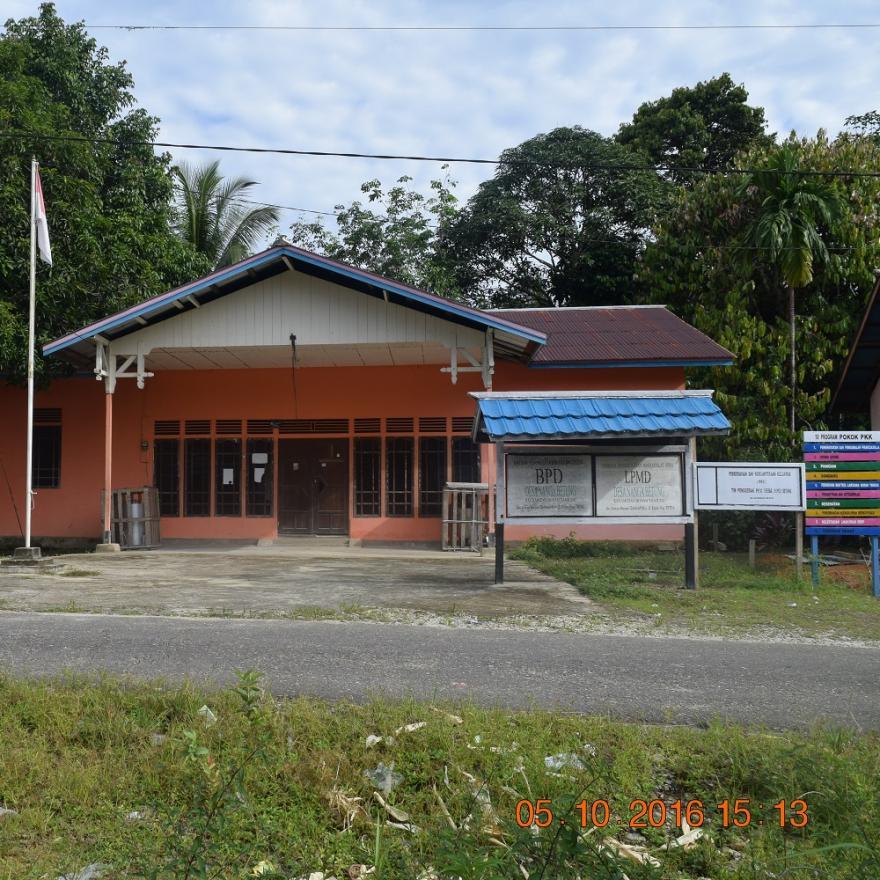 PRCF Indonesia akan melakukan pendampingi di Desa Tanjung