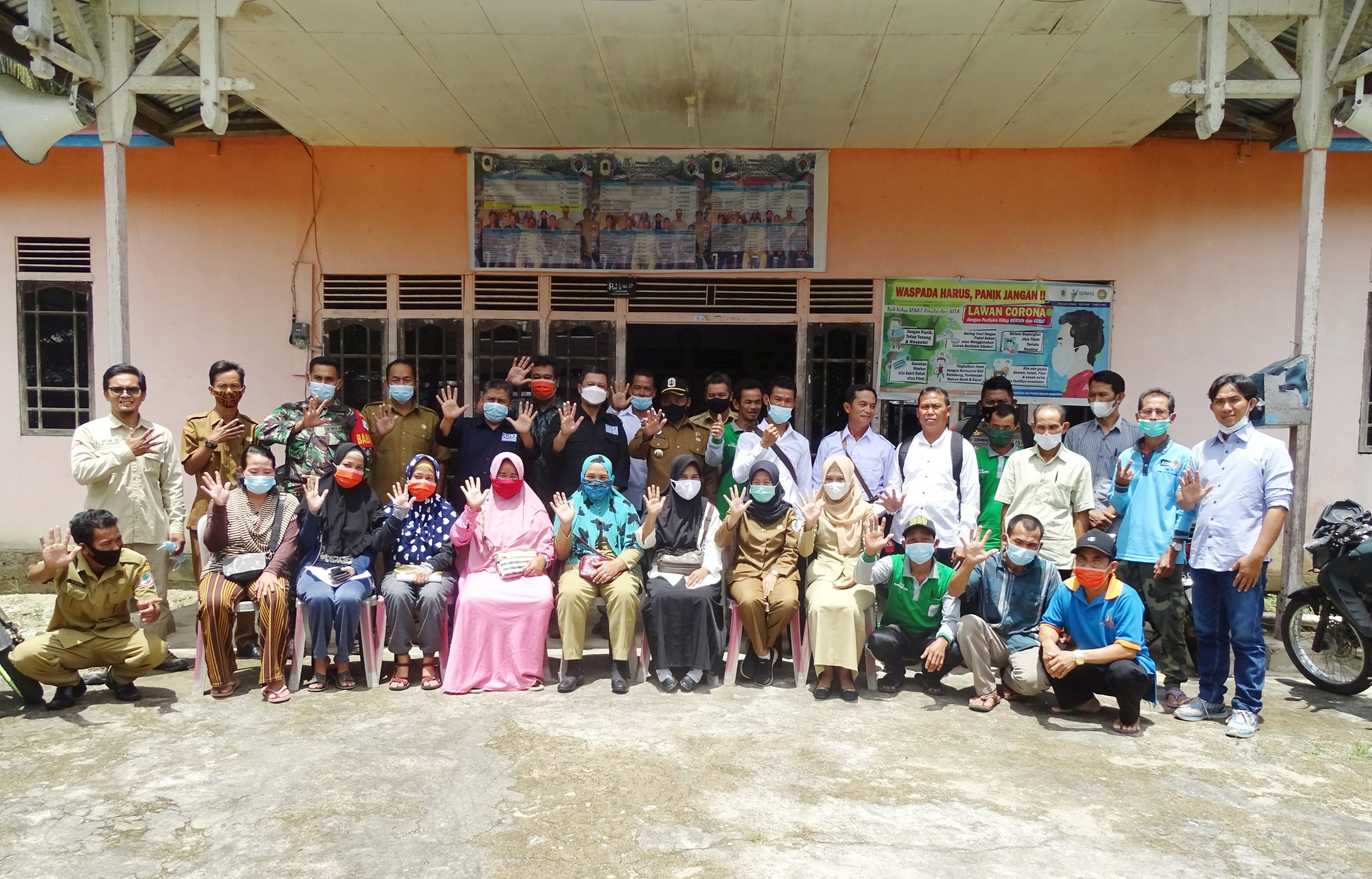 Tiga agenda besar yang akan dijalankan di desa Nanga Betung